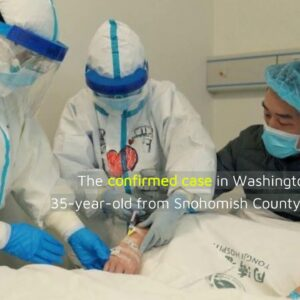 First US patient has fully recovered from coronavirus in Washington state; nearly 800 still und...